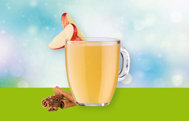 Hot fruity apple punch, Winter Hot Drinks