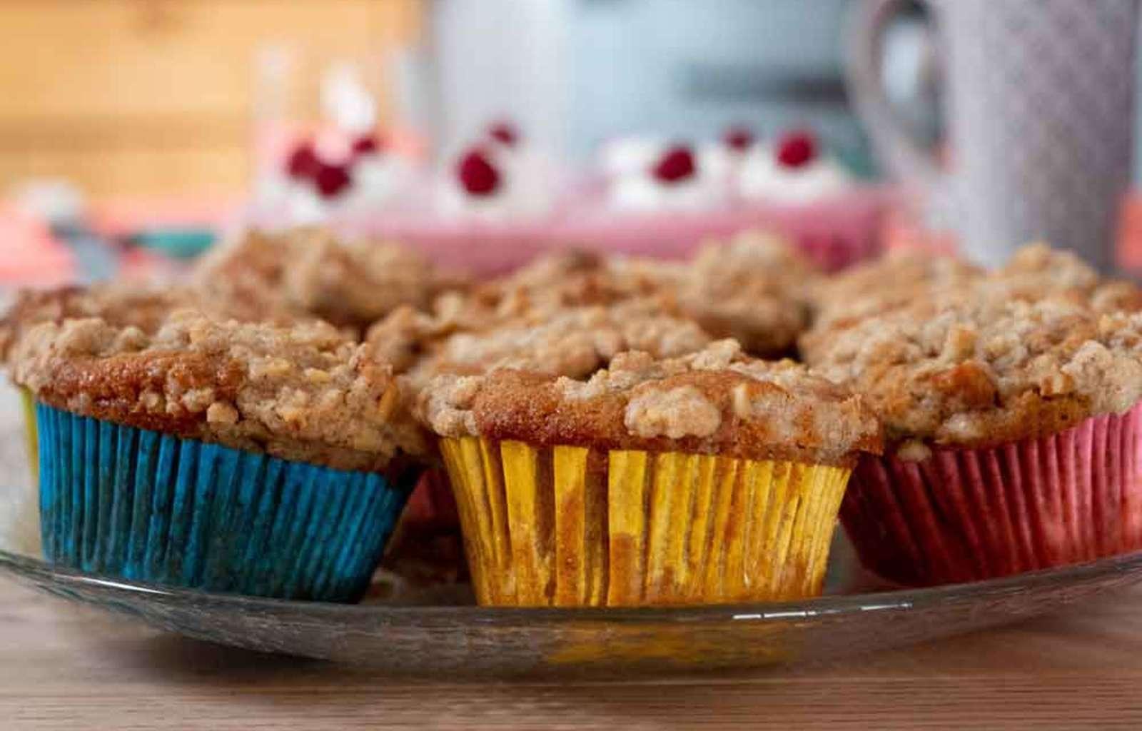Pumpkin Muffins, recipe, Muffins