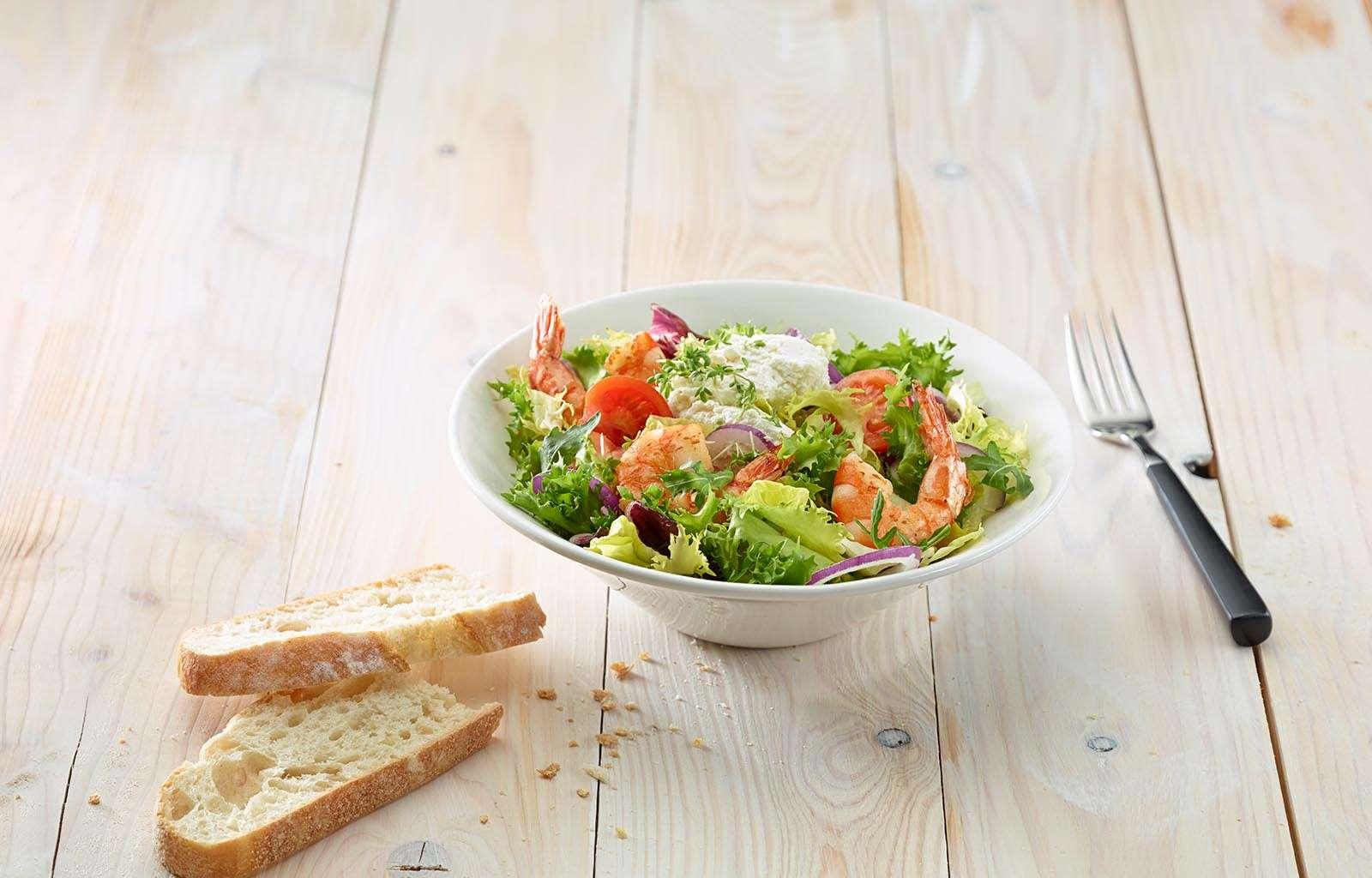 Singapore Salad Jem Raffles City
