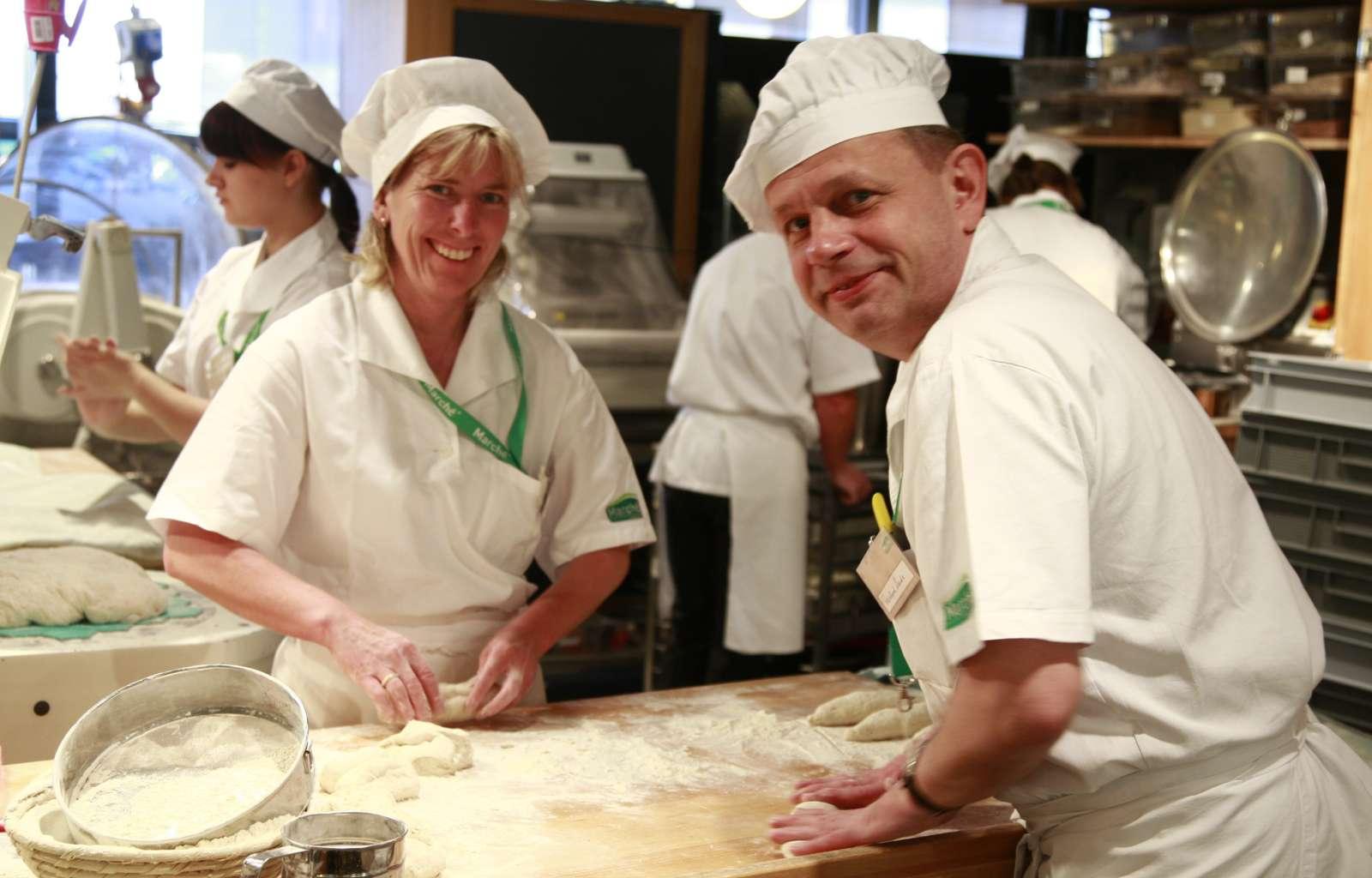 Reinhard Laude, Brot Rezept