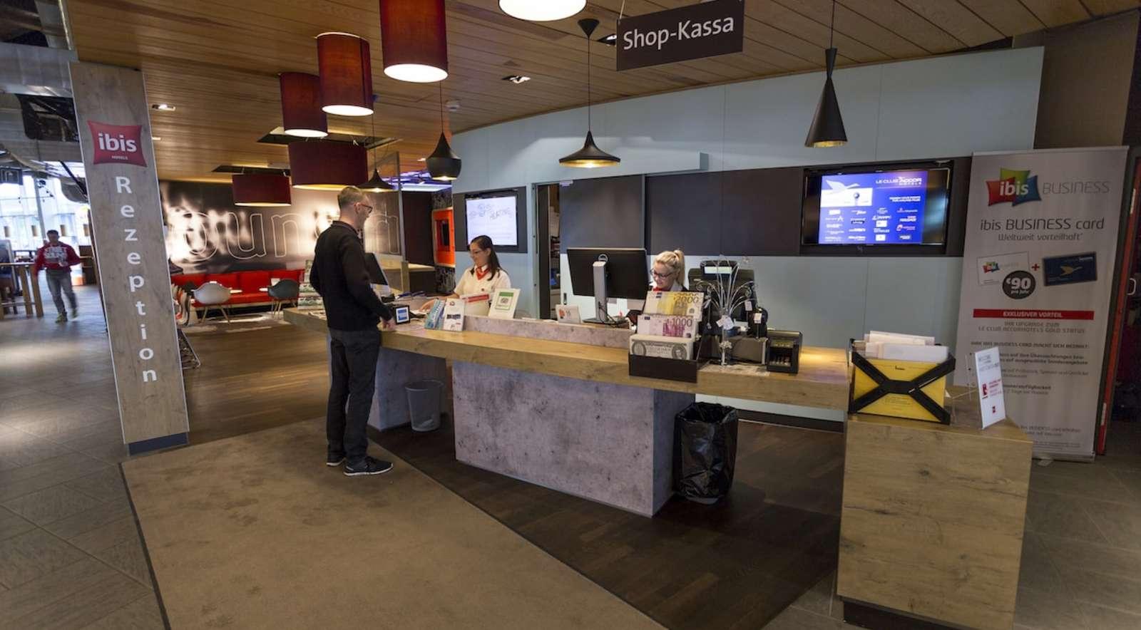 Ibis Vienna Airport Hotel - Reception, Schwechat