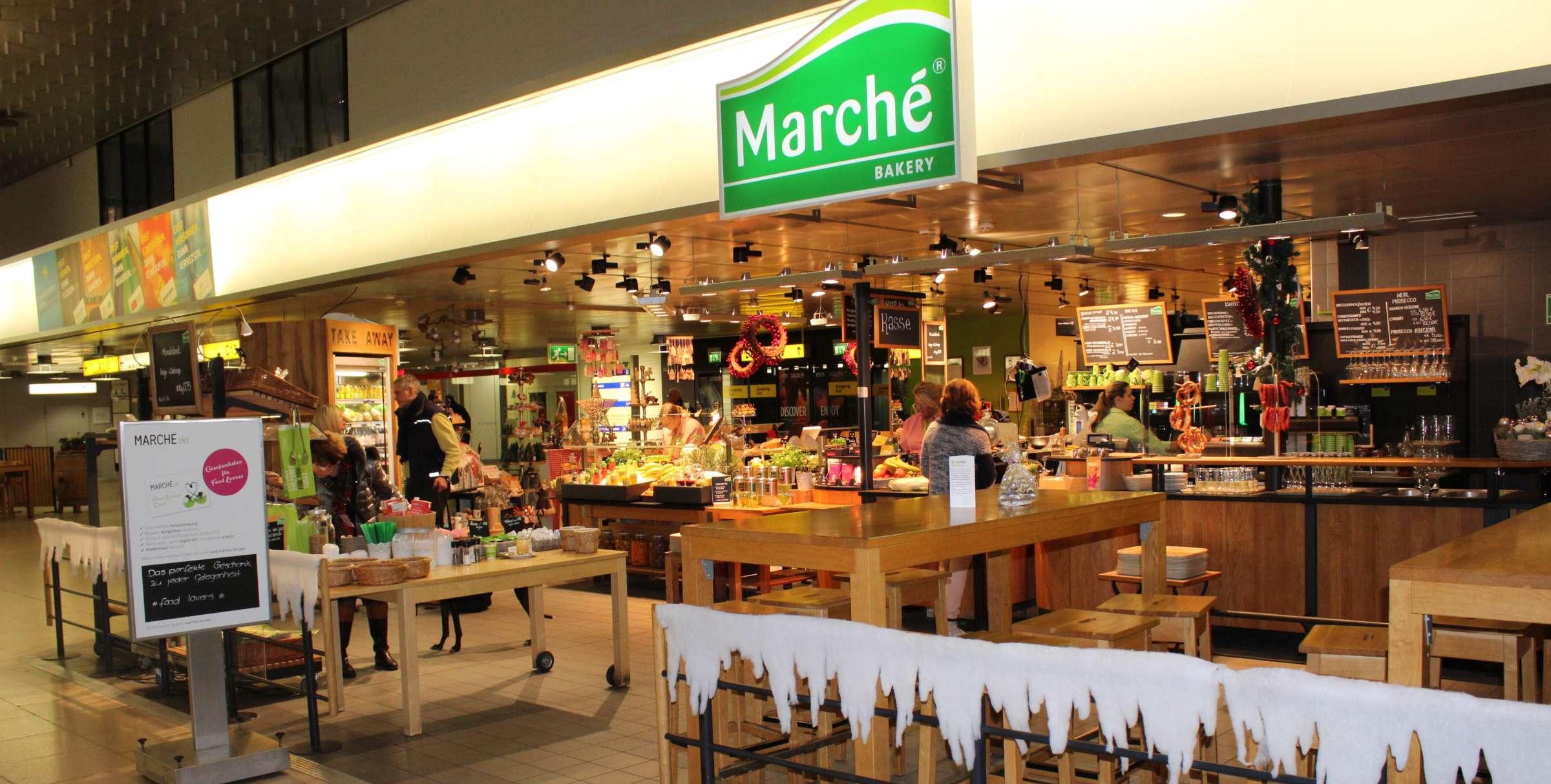 Naturbäckerei Hannover Airport