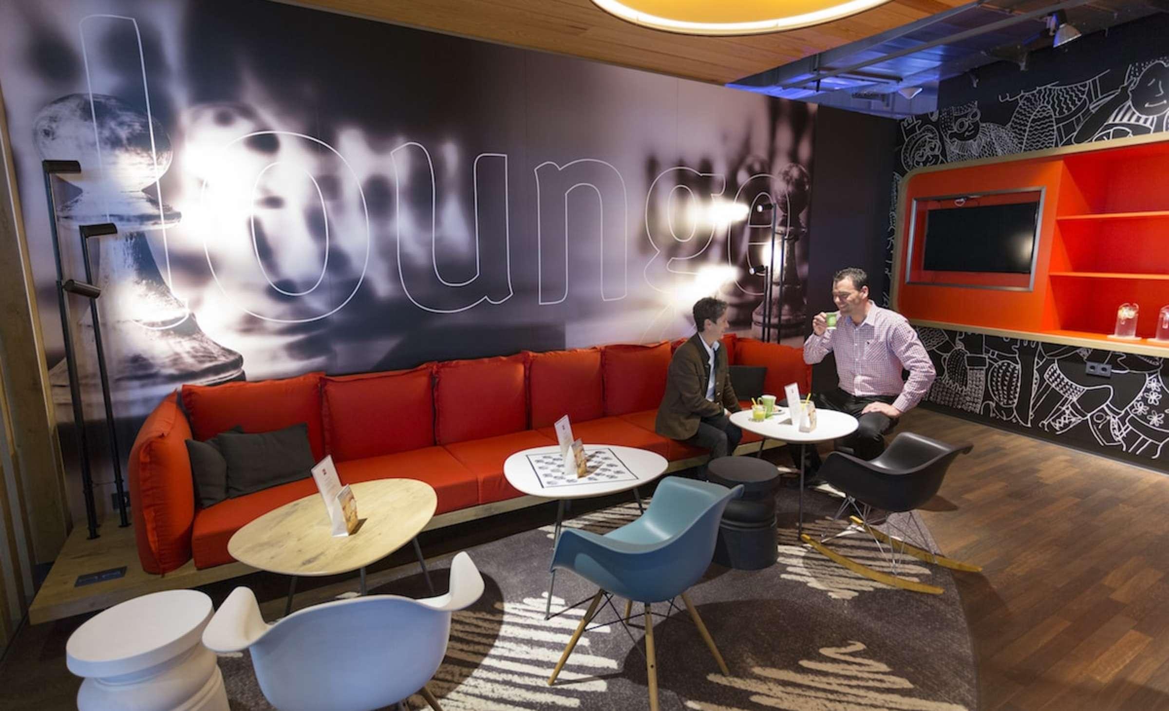 Ibis Hotel Vienna Airport - Lounge, Schwechat
