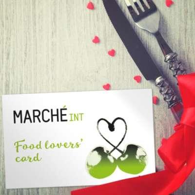 Foodlovers' Card