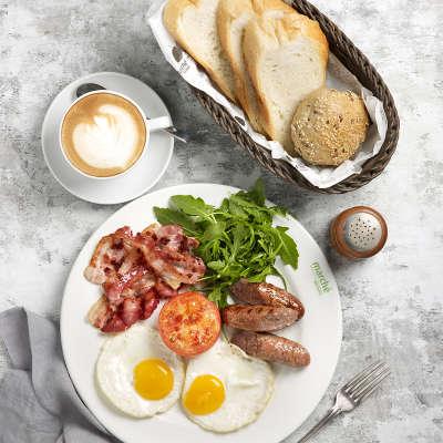 1-for-1 Breakfast!
