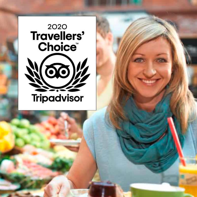 Tripadvisor Travellers Choice Award - Schwechat