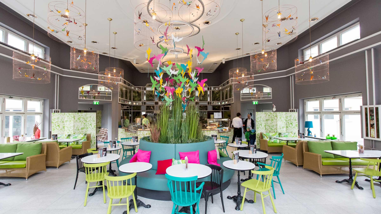 Marche Movenpick De | Charmantes Restaurant im Kaffeehausstil im ...