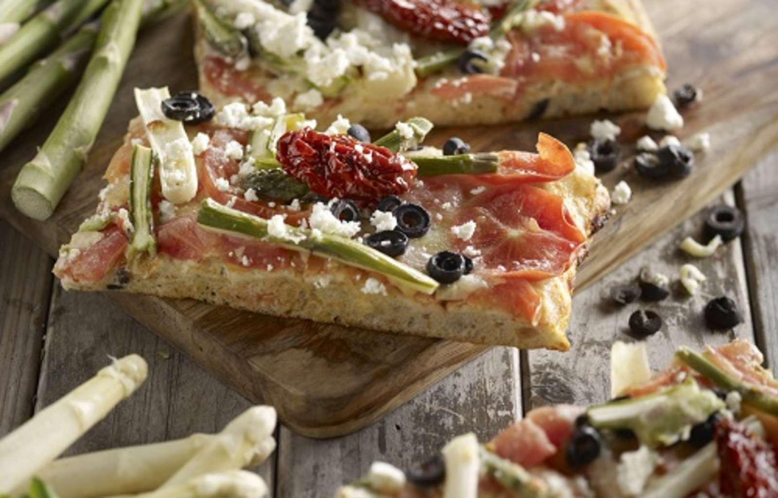 Oven-baked focaccia, recipe, autumn