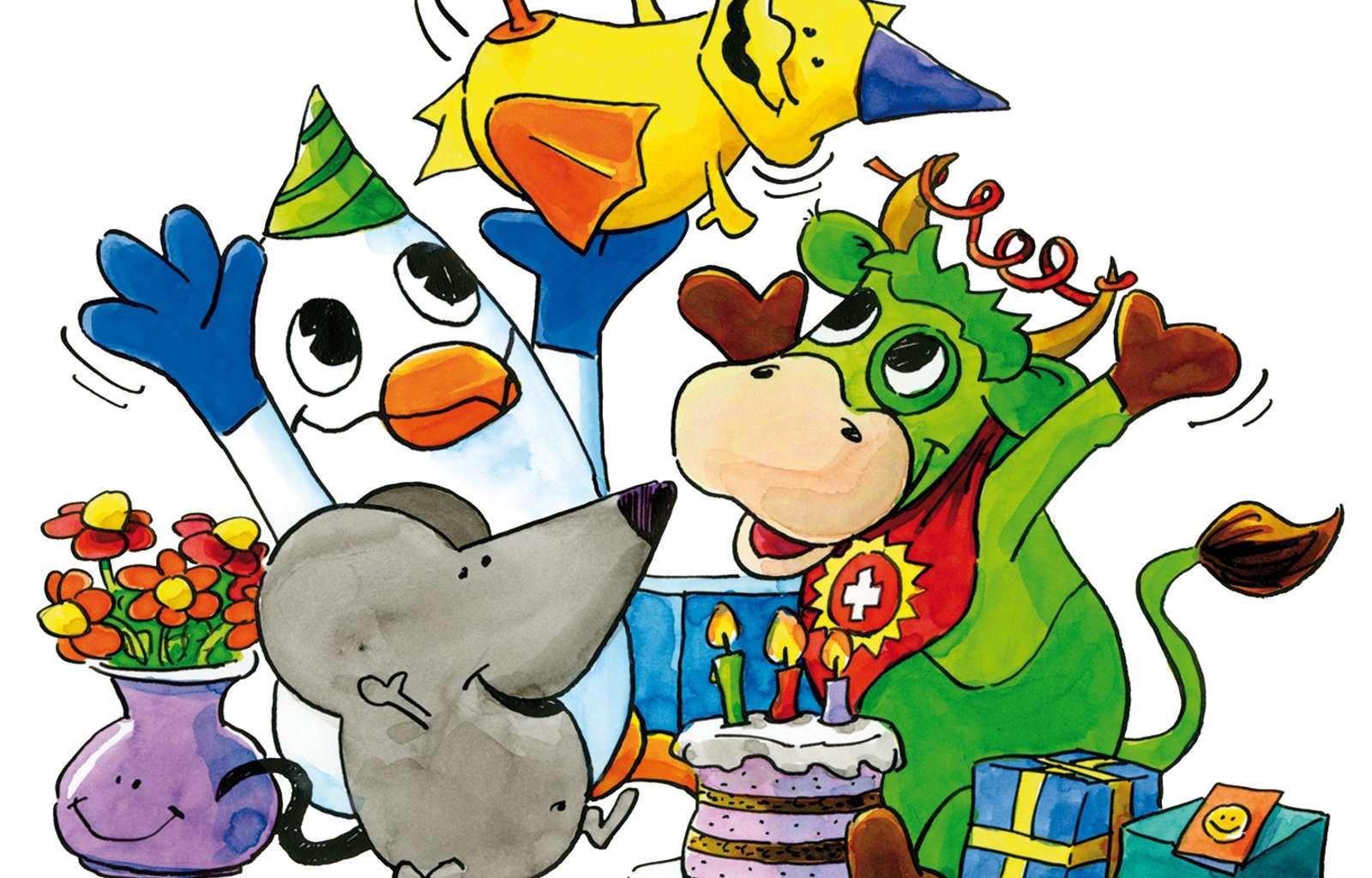 Geburtstag feiern im Restaurant, Kindergeburtstag