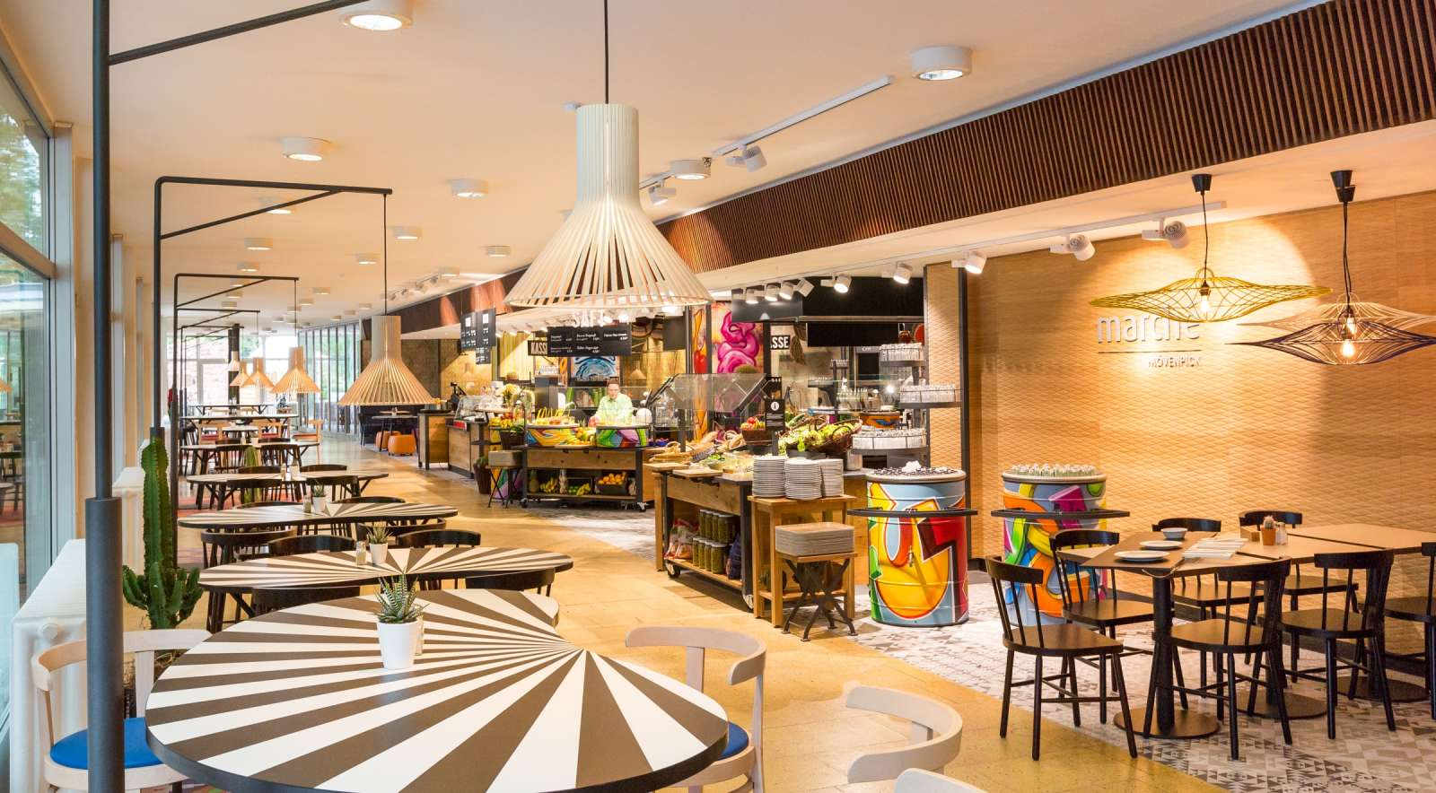 Marche Movenpick De | Charmantes Restaurant im ...