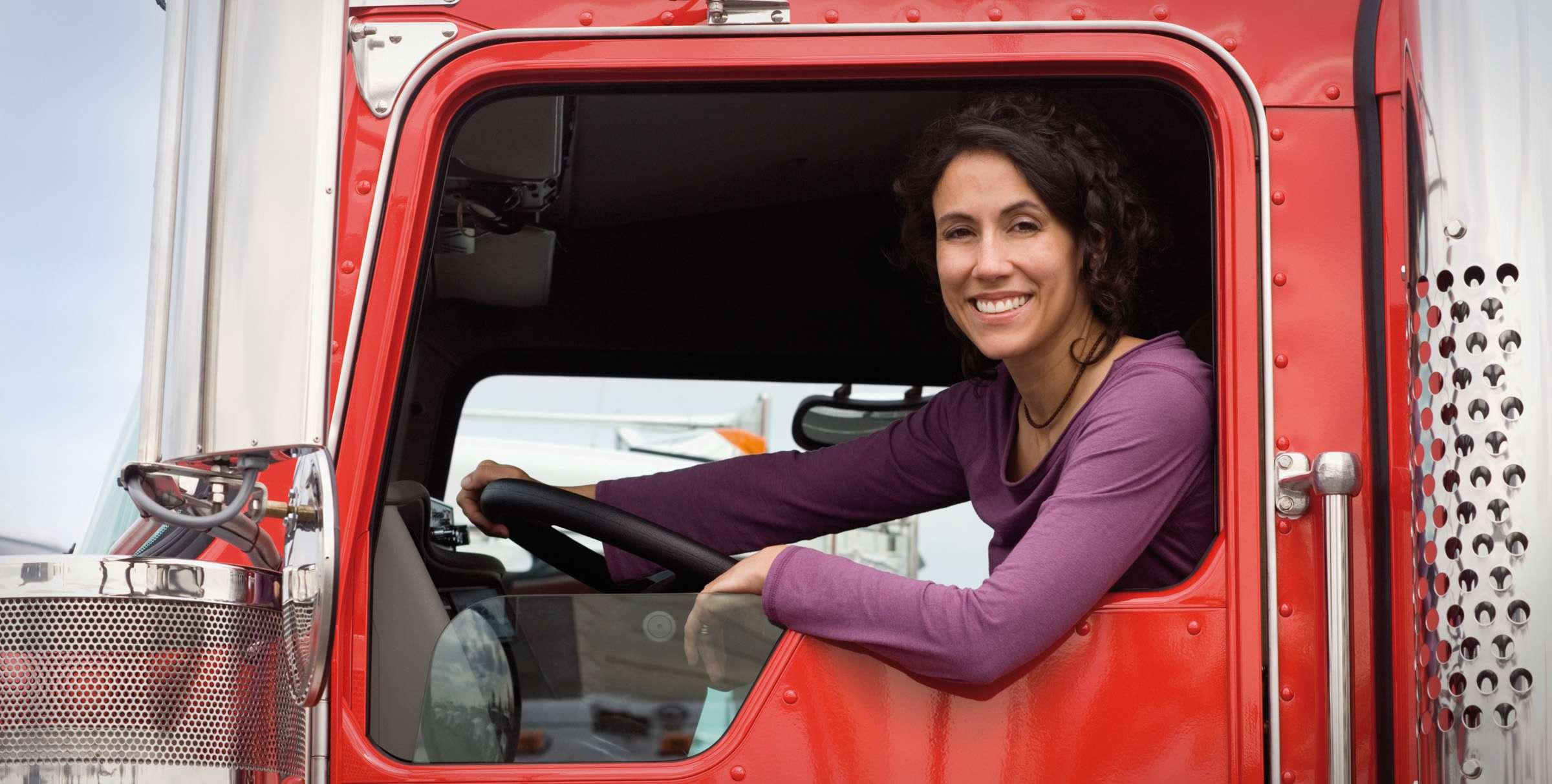 trucker, restaurant, take away