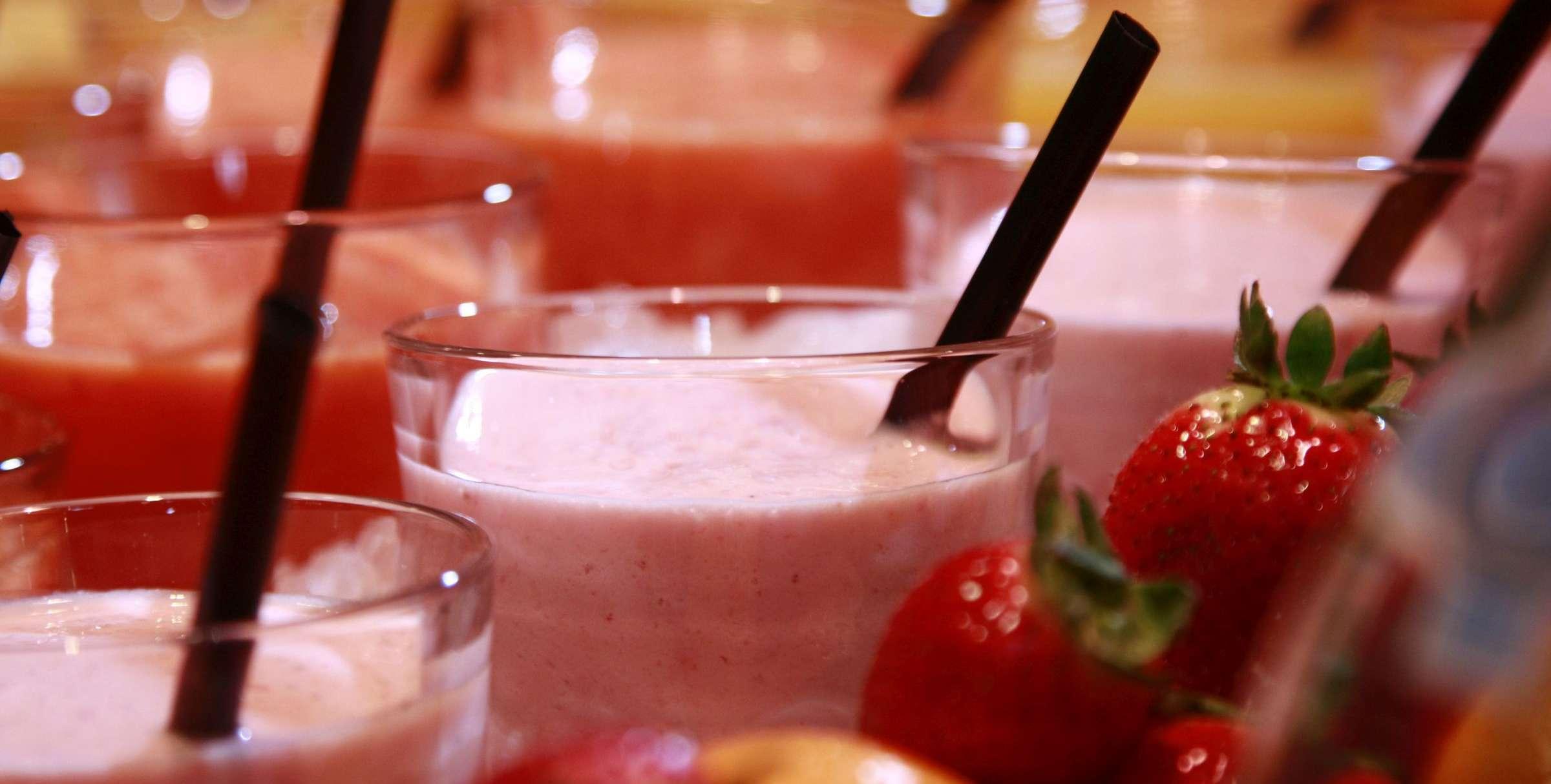 Juice, strawberry