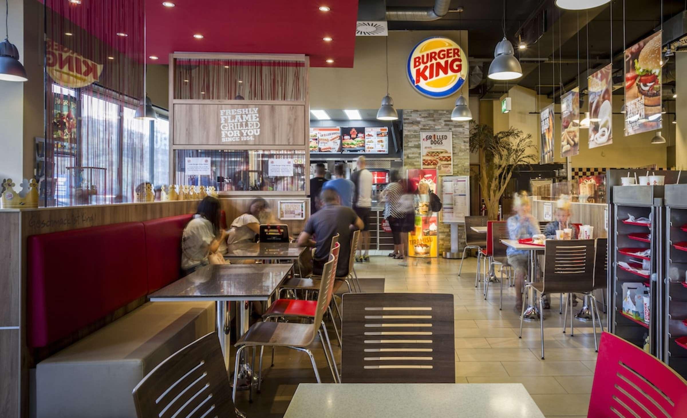 Wörthersee Burger King