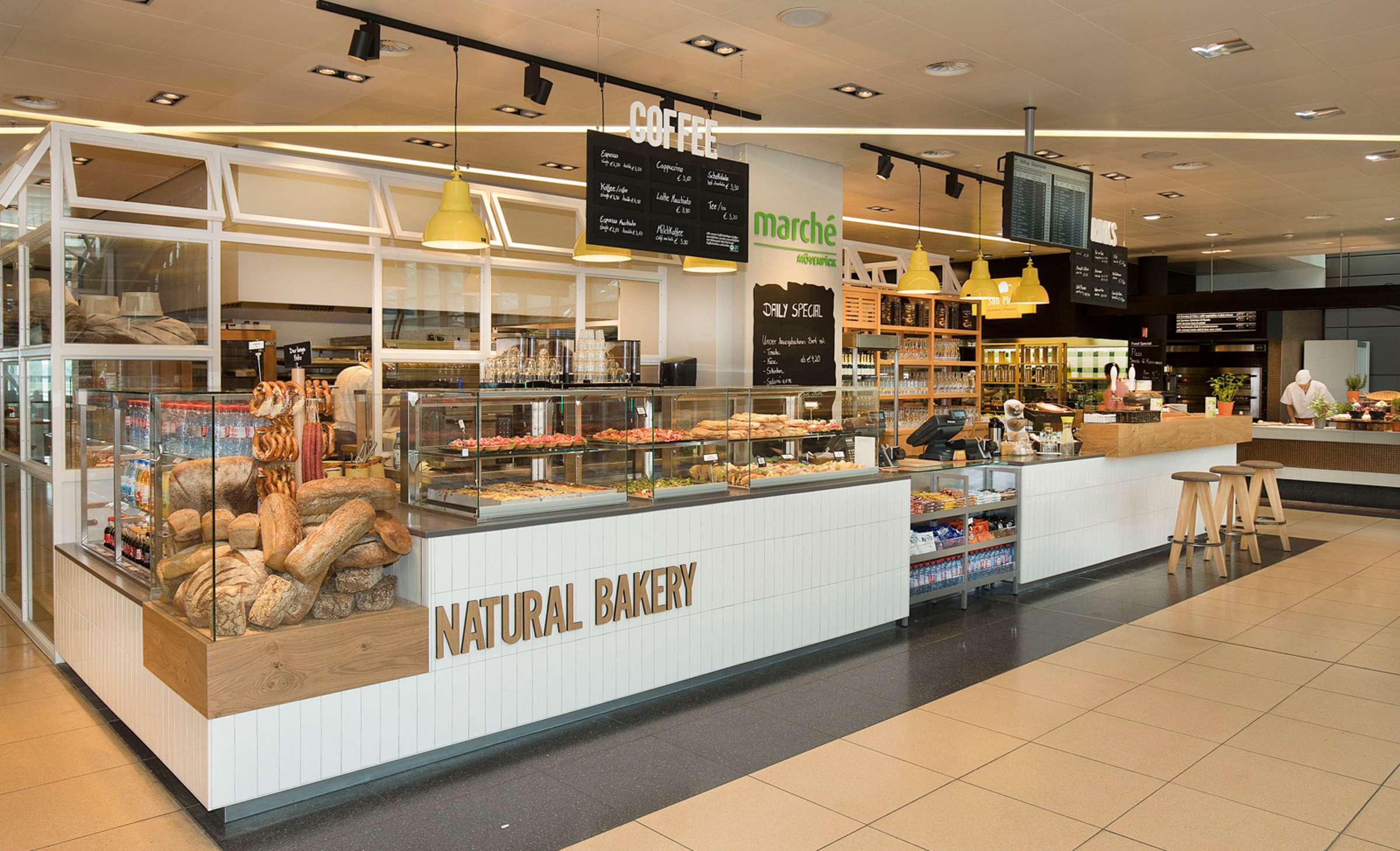 Natural Bakery