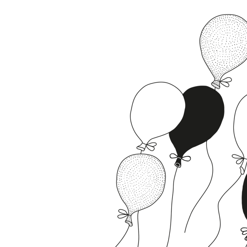Illustration Ballons